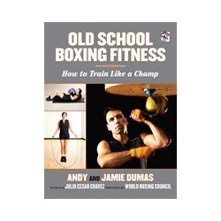 Book - Old School Boxing...