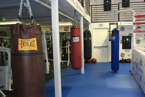 City Boxing, San Diego, CA
